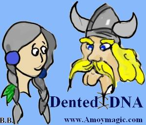 Dented DNA, Apache, Norwegian, Viking,