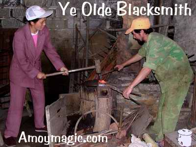 blacksmith in wuyi
